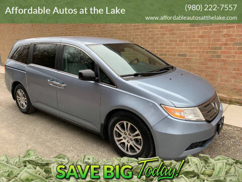 2012 Honda Odyssey for sale at Affordable Autos at the Lake in Denver NC