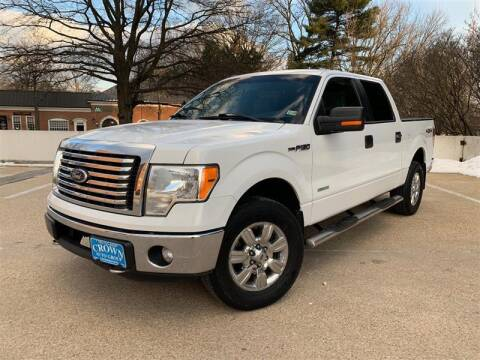 2011 Ford F-150 for sale at Crown Auto Group in Falls Church VA
