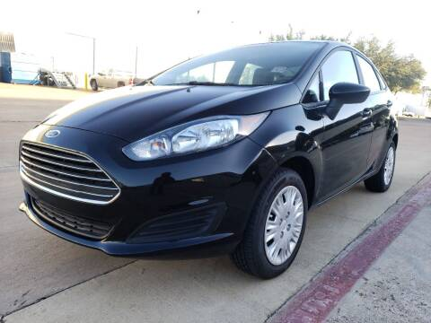 2019 Ford Fiesta for sale at ZNM Motors in Irving TX