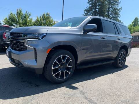 2021 Chevrolet Tahoe for sale at South Commercial Auto Sales in Salem OR