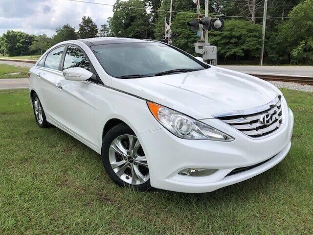 2013 Hyundai Sonata for sale at Automotive Experts Sales in Statham GA