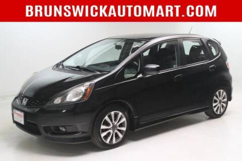2012 Honda Fit for sale at Brunswick Auto Mart in Brunswick OH