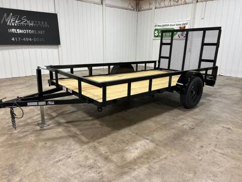 2022 STAG 12 FOOT SINGLE AXLE UTILITY WI for sale at Mel's Motors in Nixa MO
