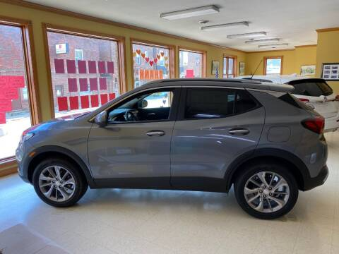 2020 Buick Encore GX for sale at Elizabeth Garage Inc in Elizabeth IL