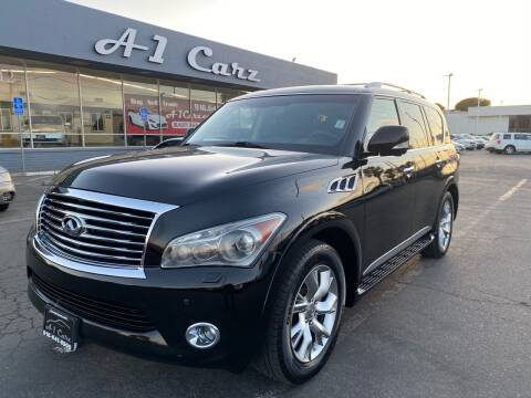 2011 Infiniti QX56 for sale at A1 Carz, Inc in Sacramento CA