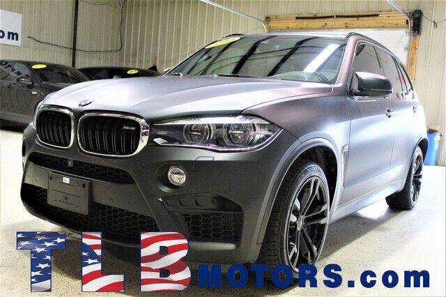 2018 BMW X5 M for sale in Burton, MI