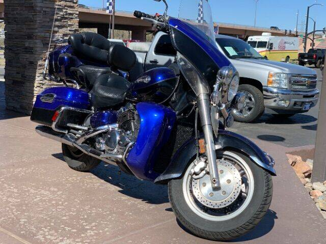 2007 Yamaha XV1600 for sale at Lakeside Auto Brokers Inc. in Colorado Springs CO