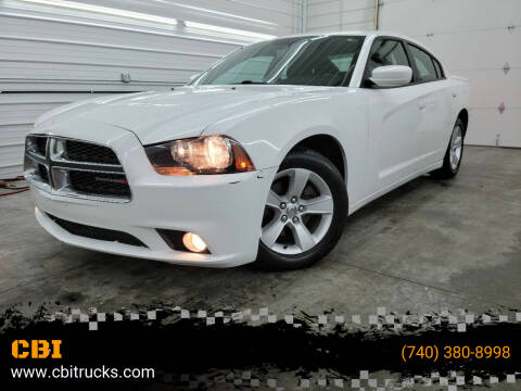 2013 Dodge Charger for sale at CBI in Logan OH