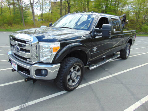 2012 Ford F-350 Super Duty for sale at Lakewood Auto in Waterbury CT