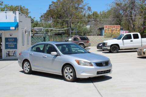 2008 Honda Accord for sale at Car 1234 inc in El Cajon CA