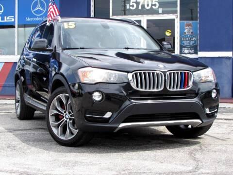 2015 BMW X3 for sale at Orlando Auto Connect in Orlando FL