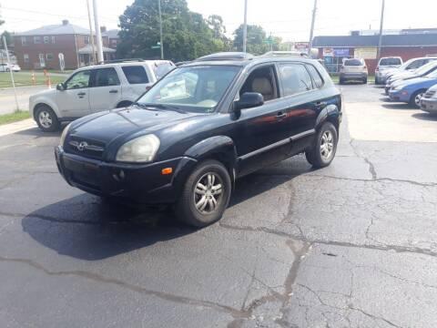 2006 Hyundai Tucson for sale at Flag Motors in Columbus OH