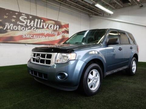 2012 Ford Escape for sale at SULLIVAN MOTOR COMPANY INC. in Mesa AZ