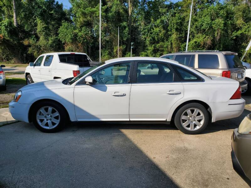 2007 Ford Five Hundred for sale at Price Is Right Auto Sales in Slidell LA