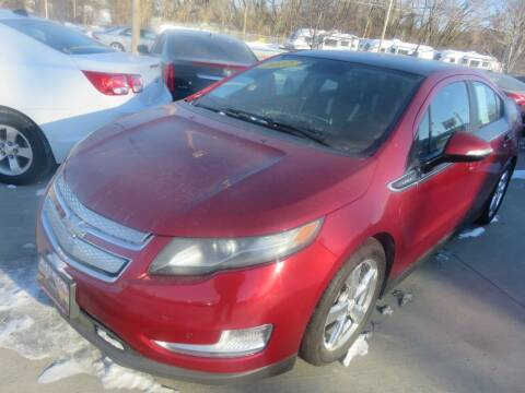 2012 Chevrolet Volt for sale at Azteca Auto Sales LLC in Des Moines IA