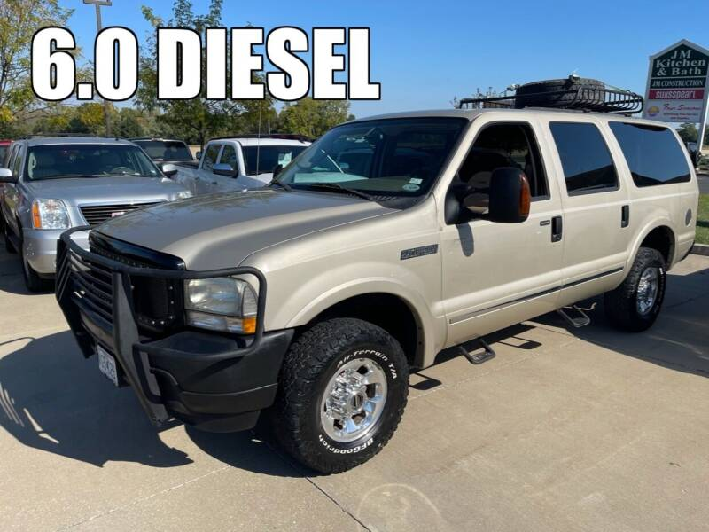 2004 Ford Excursion for sale at WENTZVILLE MOTORS in Wentzville MO