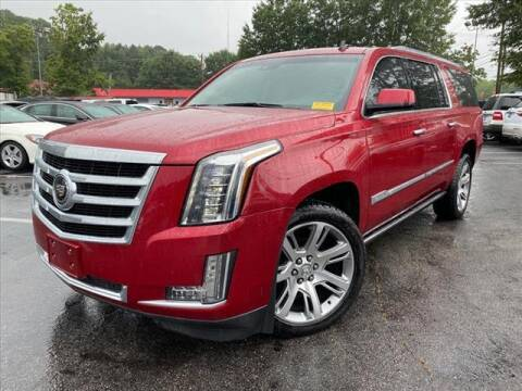 2015 Cadillac Escalade ESV for sale at iDeal Auto in Raleigh NC