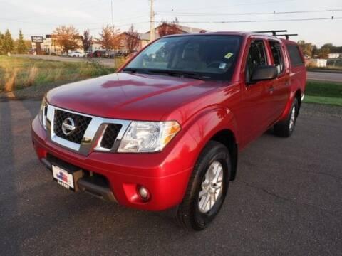 2016 Nissan Frontier for sale at Karmart in Burlington WA