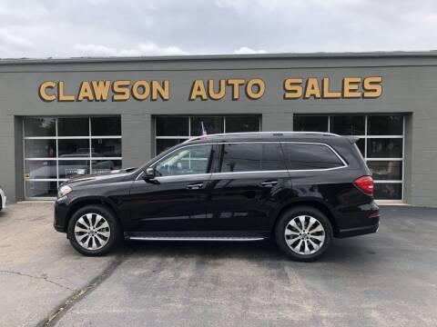 2019 Mercedes-Benz GLS for sale at Clawson Auto Sales in Clawson MI