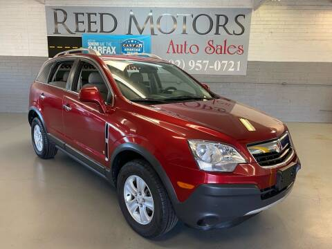 2008 Saturn Vue for sale at REED MOTORS LLC in Phoenix AZ