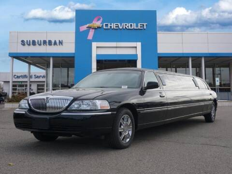 2011 Lincoln Town Car for sale at Suburban Chevrolet of Ann Arbor in Ann Arbor MI