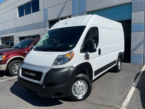 2019 RAM ProMaster Cargo for sale at Best Auto Group in Chantilly VA