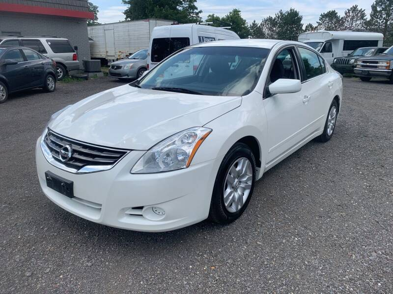 2011 Nissan Altima for sale at Townline Motors in Cortland NY