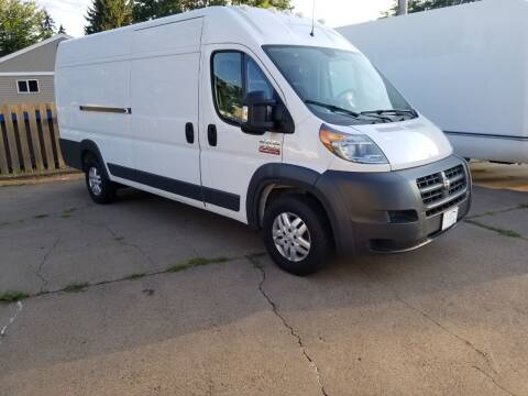 2014 RAM ProMaster Cargo for sale at Clairemont Motors in Eau Claire WI