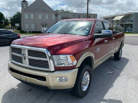 2012 RAM Ram Pickup 3500 for sale at Consumer Auto Credit in Tampa FL