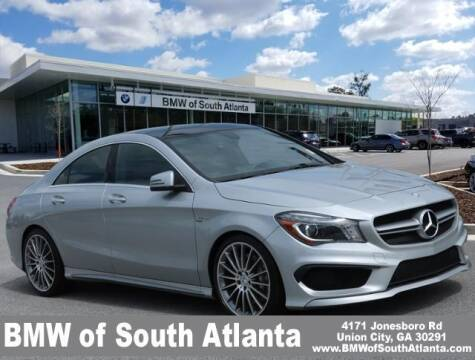 2014 Mercedes-Benz CLA for sale at Carol Benner @ BMW of South Atlanta in Union City GA
