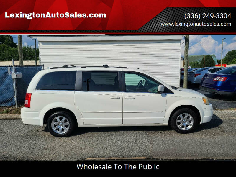 2008 Chrysler Town and Country for sale at LexingtonAutoSales.com in Lexington NC