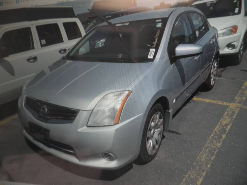 2011 Nissan Sentra for sale at CRYSTAL MOTORS SALES in Rome NY