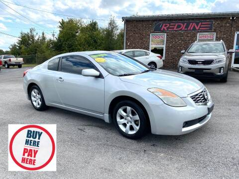 2008 Nissan Altima for sale at Redline Motorplex,LLC in Gallatin TN