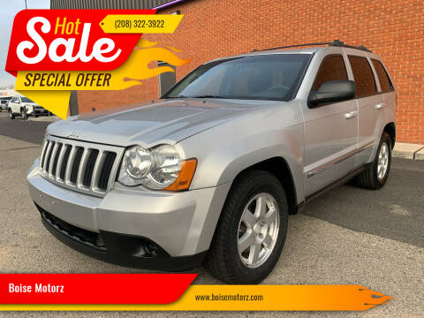 2010 Jeep Grand Cherokee for sale at Boise Motorz in Boise ID