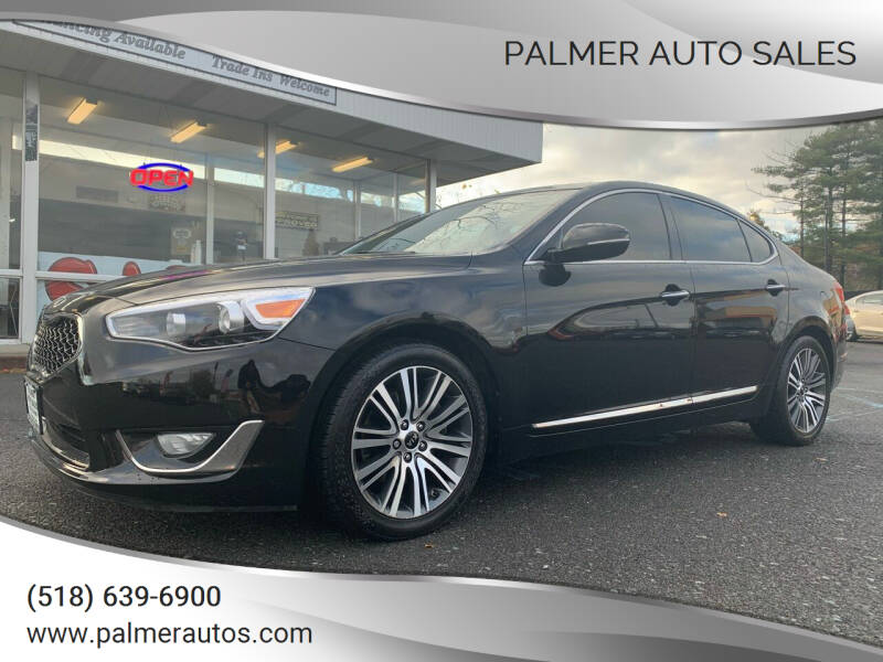 2014 Kia Cadenza for sale at Palmer Auto Sales in Menands NY