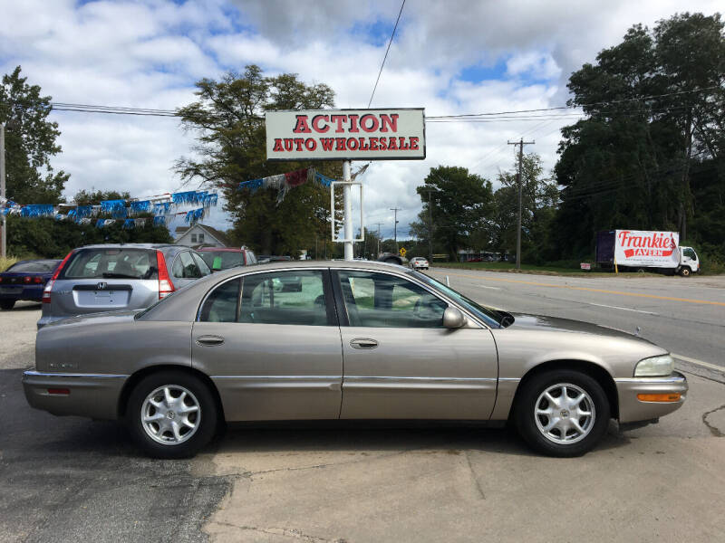 2003 Buick Park Avenue for sale at Action Auto Wholesale in Painesville OH