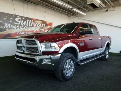 2018 RAM Ram Pickup 2500 for sale at SULLIVAN MOTOR COMPANY INC. in Mesa AZ