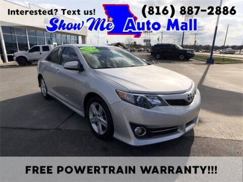 2014 Toyota Camry for sale at Show Me Auto Mall in Harrisonville MO