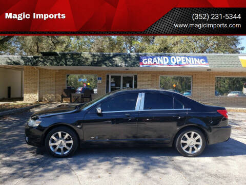 2009 Lincoln MKZ for sale at Magic Imports in Melrose FL