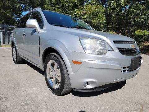 2012 Chevrolet Captiva Sport for sale at Thornhill Motor Company in Lake Worth TX