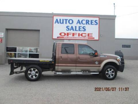 2011 Ford F-250 Super Duty for sale at Auto Acres in Billings MT