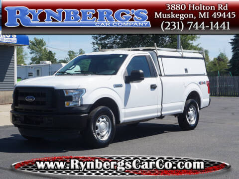 2016 Ford F-150 for sale at Rynbergs Car Co in Muskegon MI