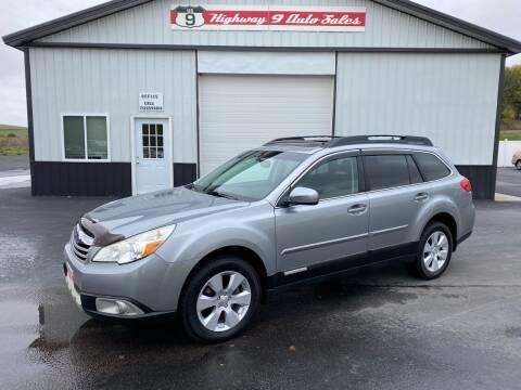 2011 Subaru Outback for sale at Highway 9 Auto Sales - Visit us at usnine.com in Ponca NE