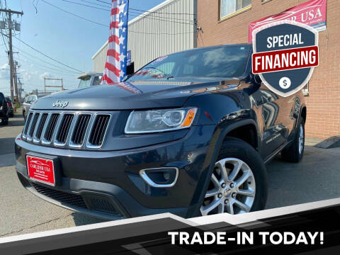 2015 Jeep Grand Cherokee for sale at Carlider USA in Everett MA