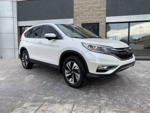 2015 Honda CR-V for sale at Berge Auto in Orem UT