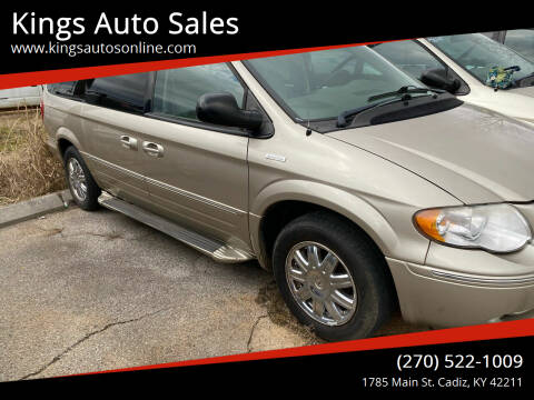 2007 Chrysler Town and Country for sale at Kings Auto Sales in Cadiz KY