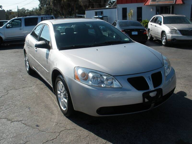 2006 Pontiac G6 for sale at Priceline Automotive in Tampa FL