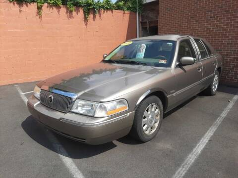 2005 Mercury Grand Marquis for sale at United Auto Sales of Newark in Newark NJ