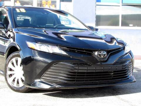 2018 Toyota Camry for sale at Orlando Auto Connect in Orlando FL