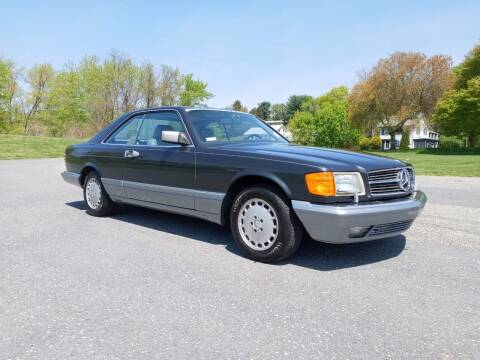 1987 Mercedes-Benz 560-Class for sale at PMC GARAGE in Dauphin PA